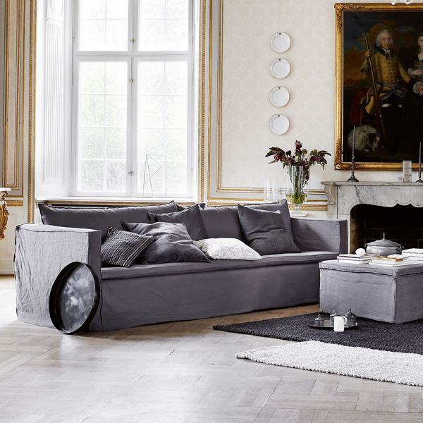 tine k home sofa large f s i et v ld af flotte farver. Black Bedroom Furniture Sets. Home Design Ideas