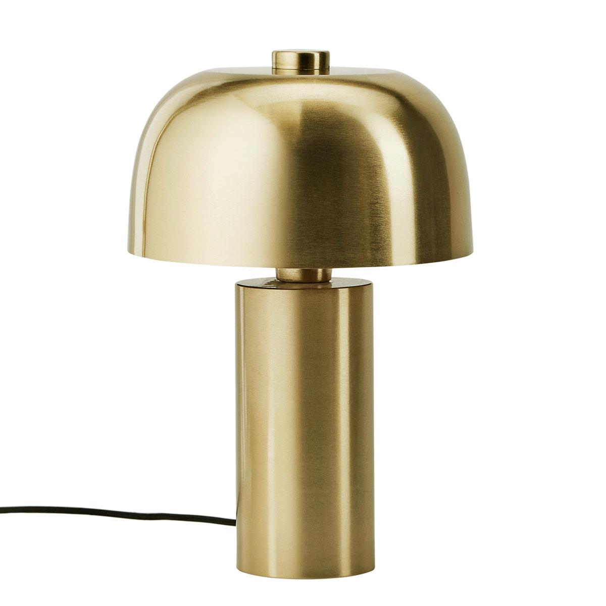 Picture of: Bordlampe Lulu Messing Fra Cozy Living Kob Her